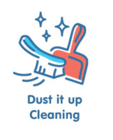 dust it up logo